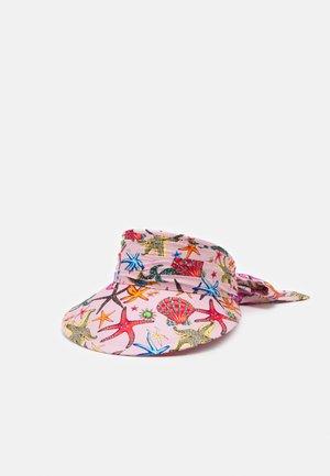 CAPPELLO BANDANA CON VISIERA - Hatt - rosa/multicolor