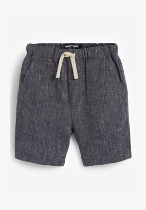 SLOUCHY PULL ON - Shorts - blue