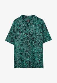 PULL&BEAR - Shirt - green - 6