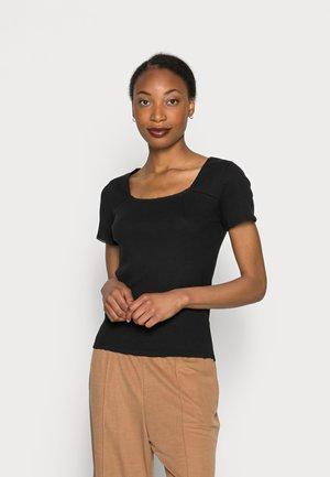 ONOU - Basic T-shirt - noir
