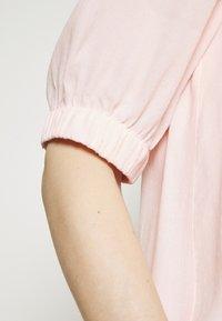 Marks & Spencer London - PLAIN PUFF SLEEVE - Basic T-shirt - light pink - 5