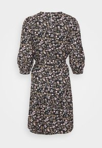 ONLY - ONLRIKKA DRESS - Kjole - black - 7