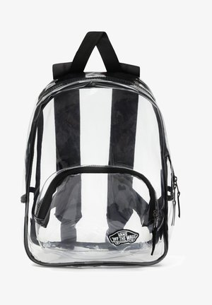 UA CLEARING BACKPACK - Ryggsäck - clear