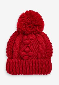 Next - CABLE  SET - Rukavice - red - 1