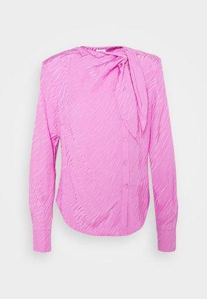 MADISON BLOUSE - Blouse - vivid pink