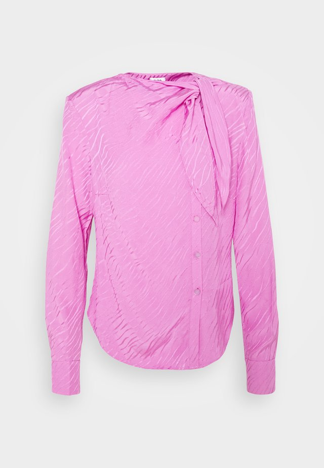 MADISON BLOUSE - Camicetta - vivid pink