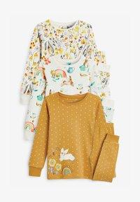Next - 3 PACK - Pyjama bottoms - multi-coloured - 0