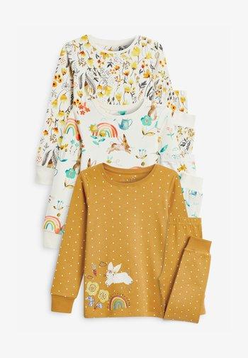 3 PACK - Pyjamabroek - multi-coloured