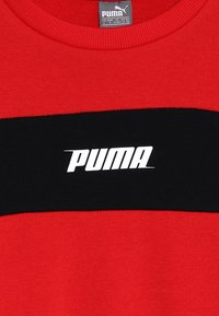 Puma - REBEL CREW - Sweatshirt - high risk red - 4