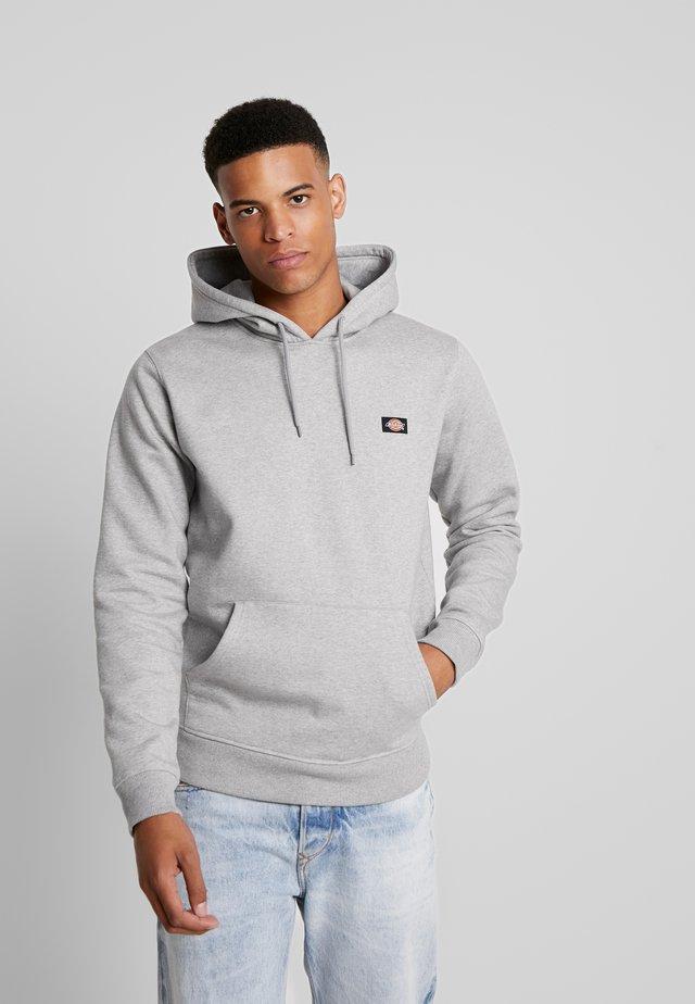 Hættetrøjer - gray melange