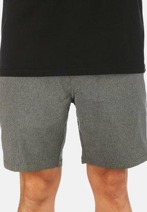 Shorts - black heather