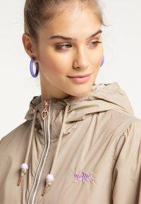 myMo - Summer jacket - beige - 3