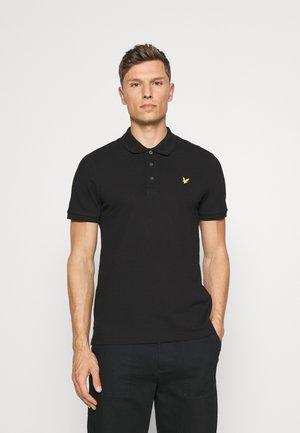 PLAIN  - Polo shirt - jet black