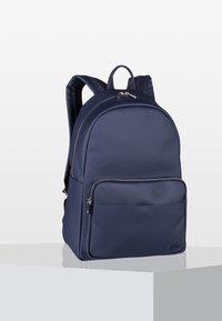 Lacoste - Reppu - dark blue - 0