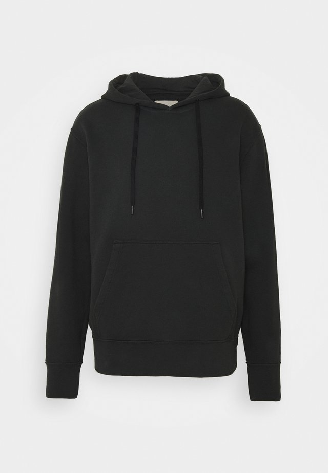 BOXY HOODIE - Kapuzenpullover - charcoal