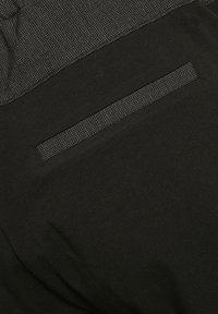 Kaffe - Trousers - dark grey melange - 5