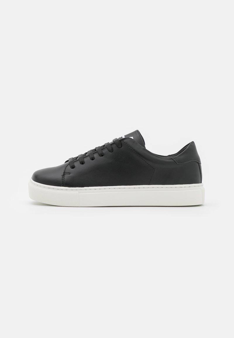Joshua Sanders - EXCLUSIVE SQUARED SHOES - Sneaker low - black