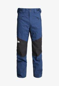 The North Face - CHAVANNE PANT - Skibroek - blue wing teal/black - 4