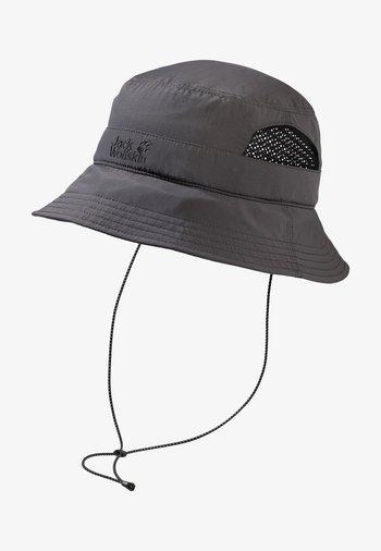 Hat - dark steel