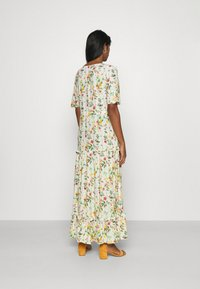 Object - OBJLORENA LONG DRESS - Maxi dress - sandshell/alba - 2