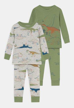 DINOS 2 PACK - Pyjama - multi-coloured