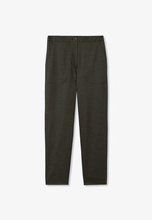 KAROTTEN - Trousers - antracite