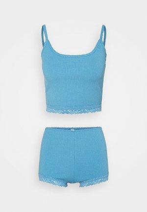 CAMI SET  - Pyjama set - glacier blue