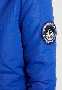 Superdry - ASHLEY EVEREST - Winter coat - cobalt - 6