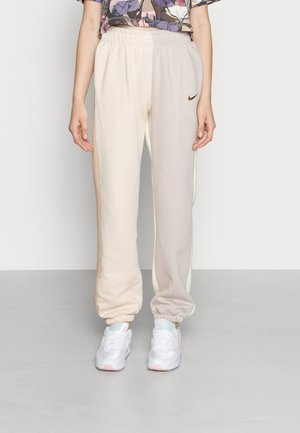PANT - Tracksuit bottoms - pearl white