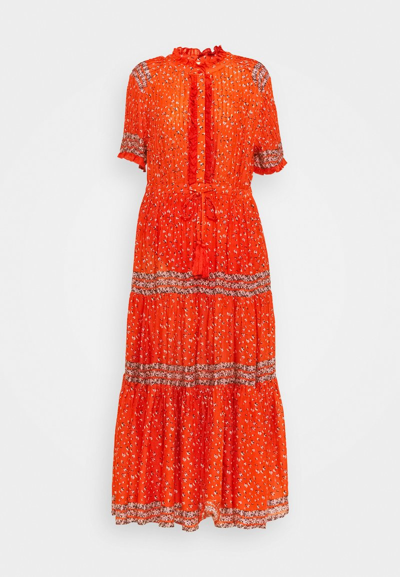 Free People RARE FEELING - Maxikleid - red/rot PXujrP