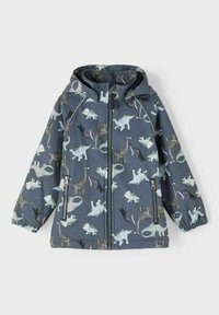 Name it - ALFA - Soft shell jacket - ombre blue - 3