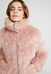 Topshop - FLUFFY JONAS - Winter jacket - pink - 5