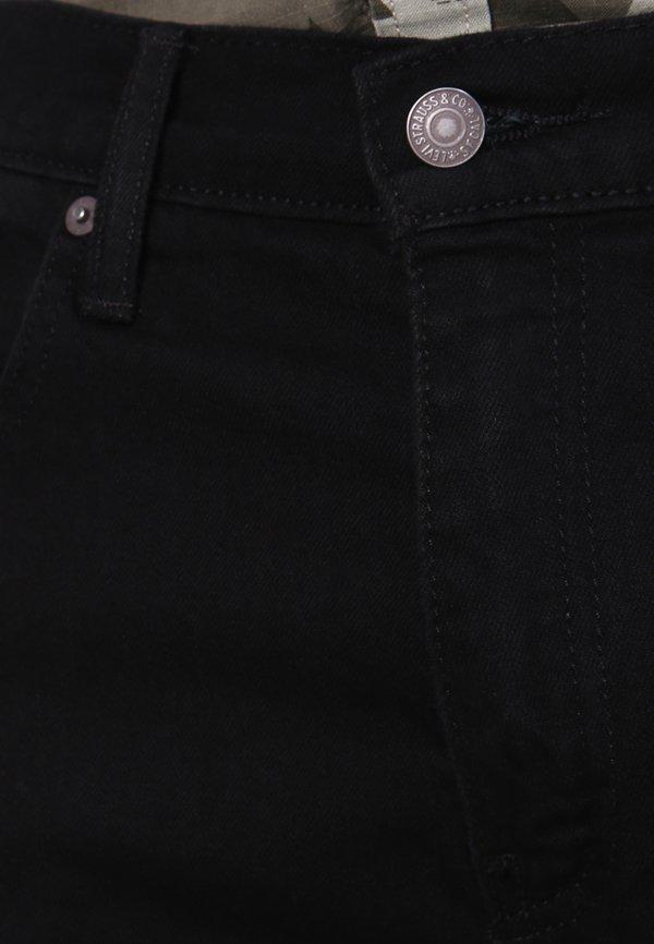 Levi's® 502 REGULAR TAPER - Jeansy Zwężane - nightshine/czarny denim Odzież Męska OATA