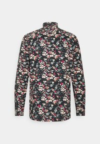Jack & Jones PREMIUM - JPRBLAOCCASION PRINT - Shirt - black - 1