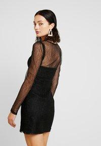 Fashion Union - CECILLE - Koktejlové šaty/ šaty na párty - black - 2