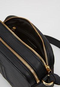 Lauren Ralph Lauren - CLASSIC PEBBLE HAYES - Across body bag - black - 4
