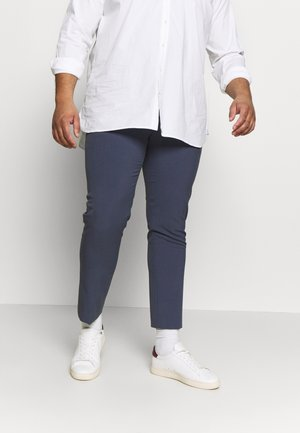 Spodnie garniturowe - mid blue
