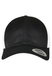 Flexfit - OMNIMESH TONE - Cap - black/white - 1