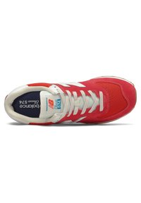 New Balance - 574 - Trainers - team red - 1