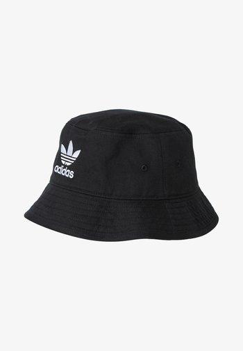 BUCKET HAT UNISEX - Hoed - black/ white