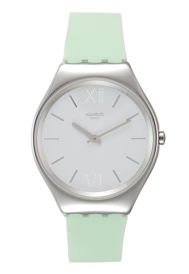 SKIN ALOE - Reloj - mint