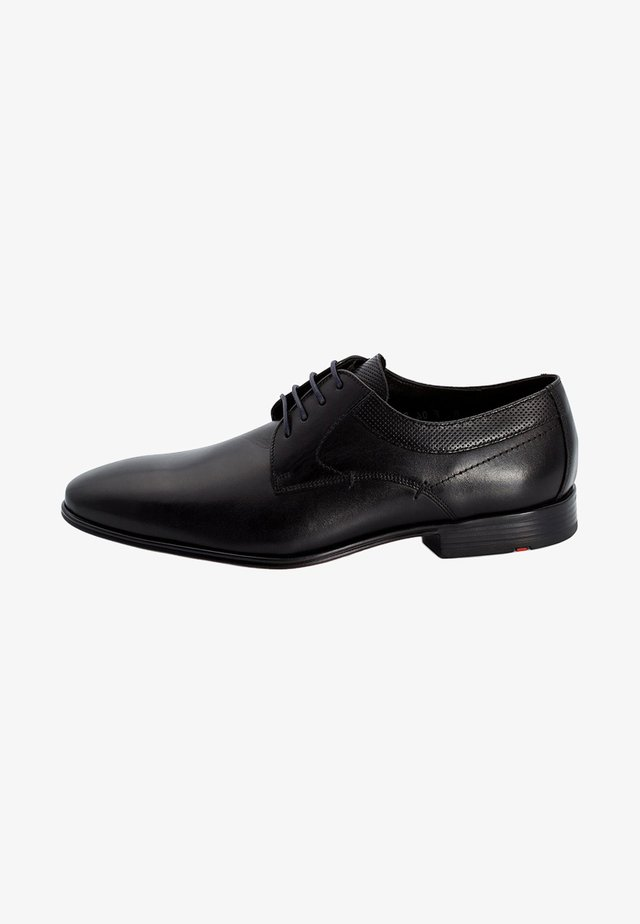 MADISON - Business sko - black
