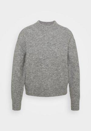 ANOUR - Strickpullover - grey melange