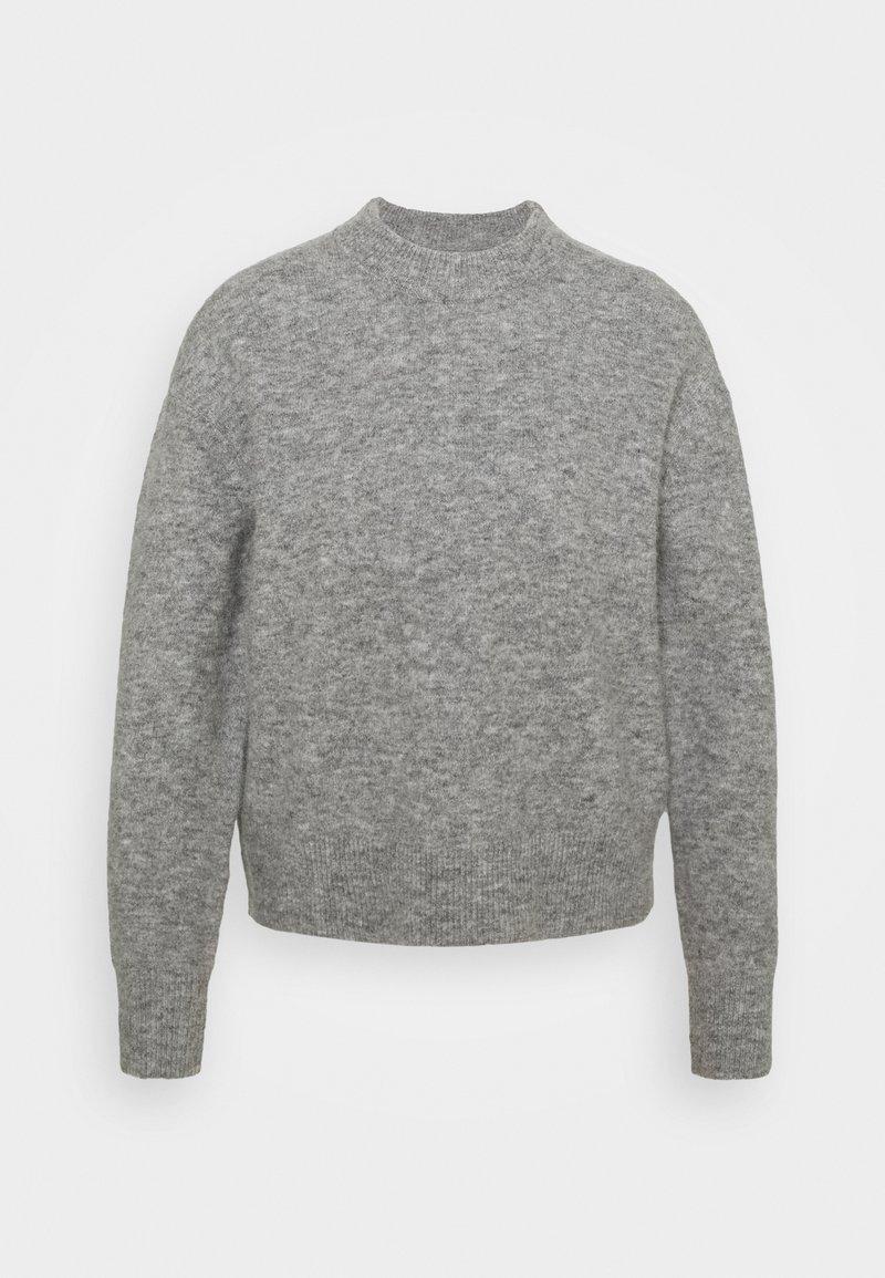 Samsøe Samsøe - ANOUR - Jumper - grey melange
