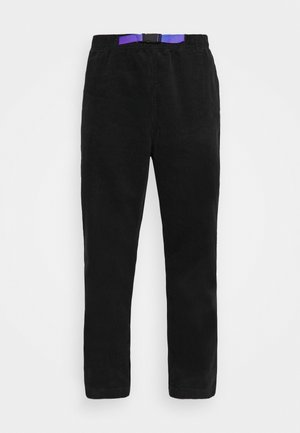TRAIL PANT - Trousers - black