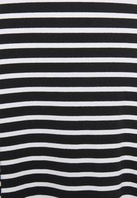 Lauren Ralph Lauren - Jersey dress - black/white - 6