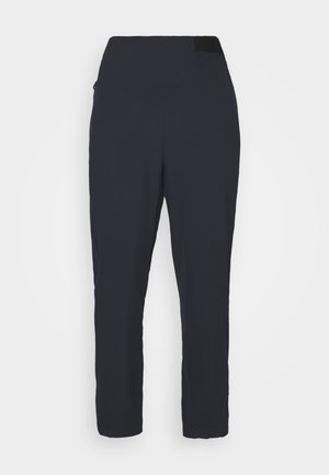 HIKE TECHNICAL HIKING PANTS - Trousers - dark blue