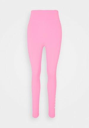 RUN - Tights - pink glow