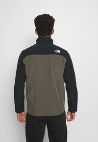 The North Face - MENS APEX BIONIC JACKET - Softshelljacka - green - 2