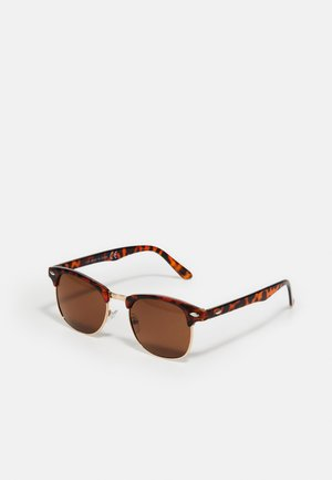 AUSTIN TORT RETRO - Sunglasses - brown
